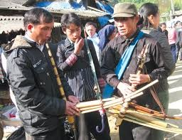Bamboo musical instruments in Vietnam - ảnh 2