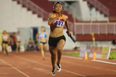 "Athletics, Vietnam's ""gold mine"" at Seagames 29 - ảnh 1"