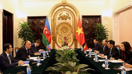 Vietnam calls for further cooperation with Azerbaijan  - ảnh 1
