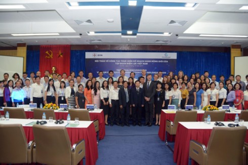 EVN, WB jointly promote gender equality and career advancement for women - ảnh 1