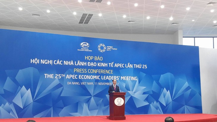 25th APEC Economic Leaders' Meeting approves Da Nang declaration  - ảnh 1