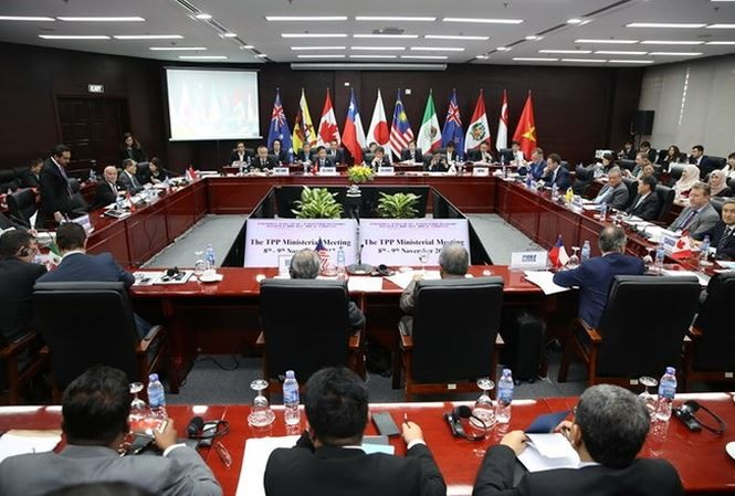 Final version of Trans-Pacific trade deal released - ảnh 1