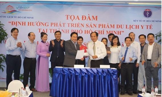 Ho Chi Minh City develops medical tourism  - ảnh 1