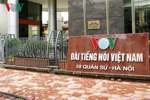 VOV's thank you message on Vietnam Revolutionary Press Day - ảnh 1