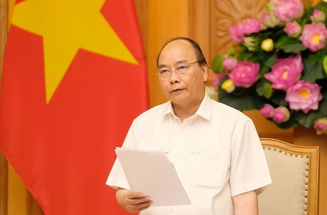 PM chairs review meeting of Central Council for Emulation and Rewards  - ảnh 1