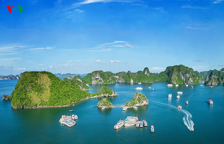 Halong Bay in Newsweek list of 100 most beautiful World Heritage Sites - ảnh 1
