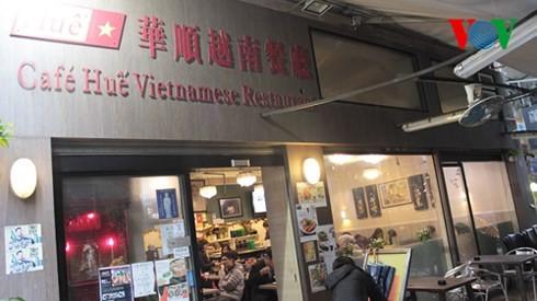 Vietnamese restaurant in Hong Kong serves delicious dishes  - ảnh 1
