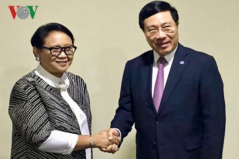 Vietnam, Indonesia eye 10 billion USD trade revenue by 2020 - ảnh 1
