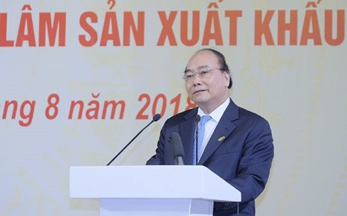 Vietnam set to earn 20 billion USD from wood exports by 2025 - ảnh 1