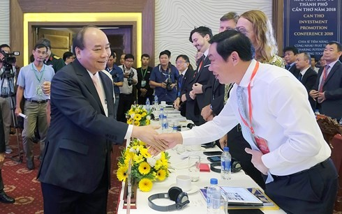 Can Tho has potential to become one of most livable cities: PM  - ảnh 1