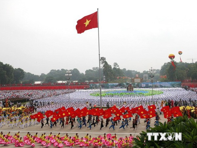 Leaders of other countries congratulate Vietnam on National Day - ảnh 1