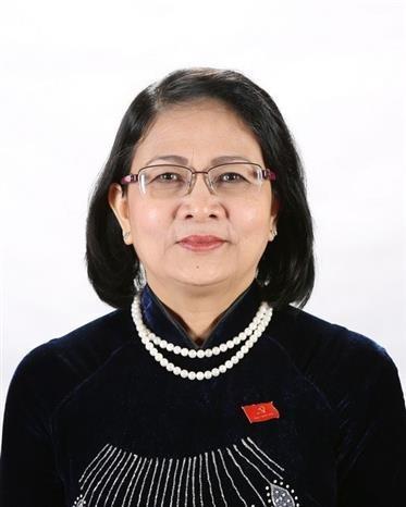 Dang Thi Ngoc Thinh declared Acting President of Vietnam  - ảnh 1