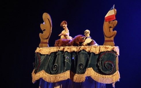 Hanoians treated to spectacular international puppet shows - ảnh 2