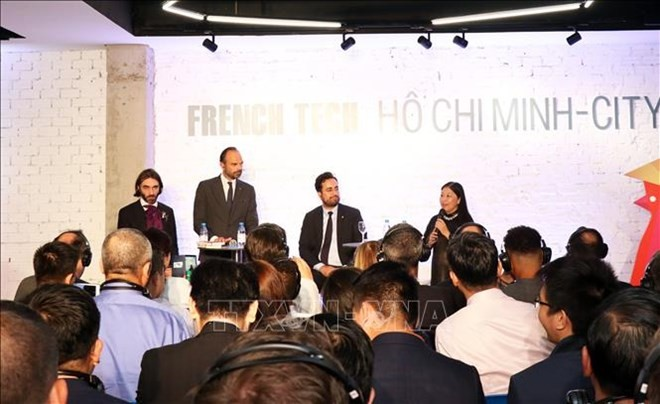 Vietnam attracts French businesses  - ảnh 1