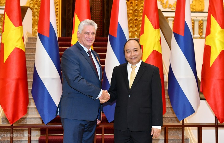 Vietnam, Cuba to double trade revenue in four years  - ảnh 1
