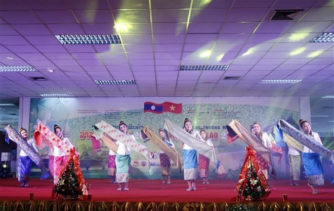 Vietnam, Laos continue to promote special relationship  - ảnh 1