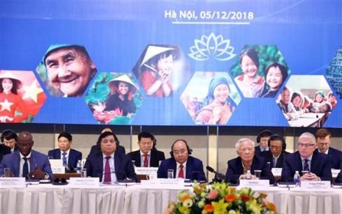 PM underlines Vietnam's breakthroughs for national development  - ảnh 1