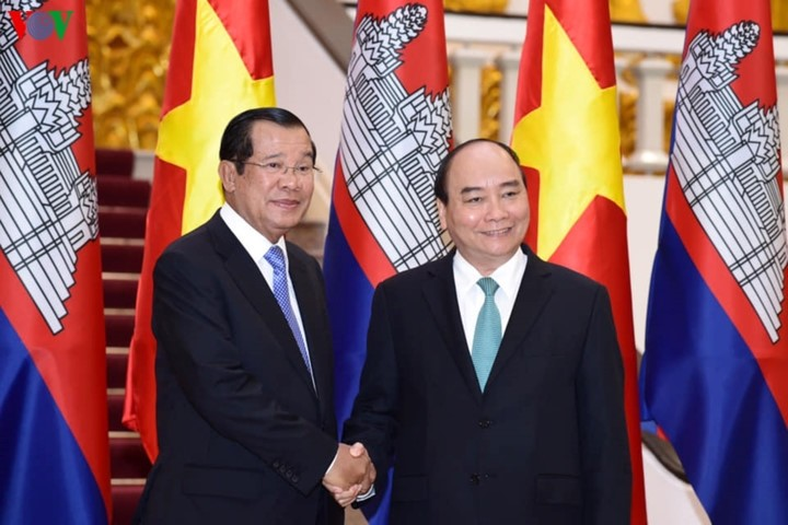 Vietnam, Cambodia aim to increase bilateral trade to 5 billion USD before 2020  - ảnh 1