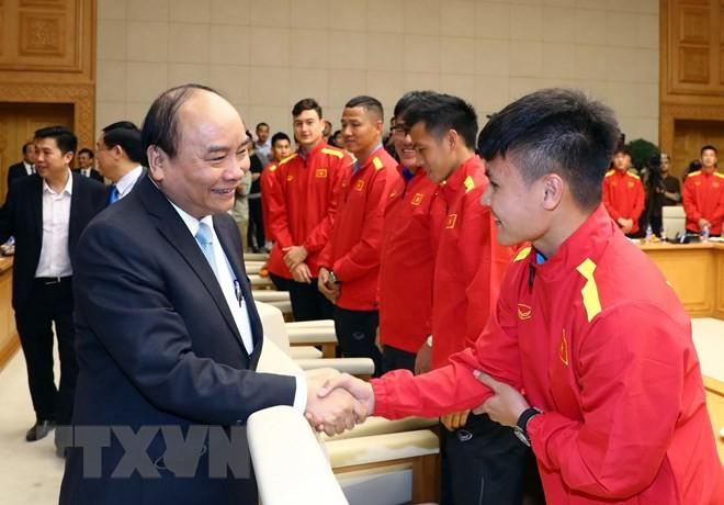 Win of AFF Suzuki Cup elates whole Vietnamese nation: PM - ảnh 2