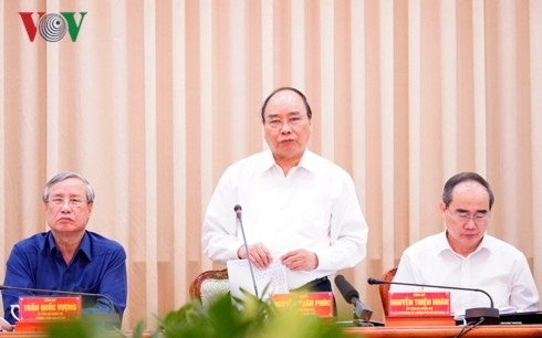 Ho Chi Minh City urged to develop on par with major Asian cities - ảnh 1