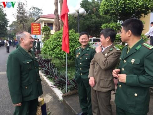 Seminar discusses Northern Border Defense War in Ha Giang - ảnh 1