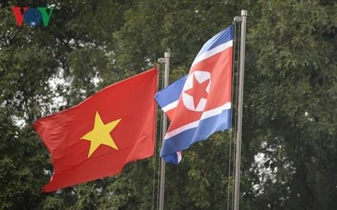 Vietnam-DPRK relations advance to future  - ảnh 1