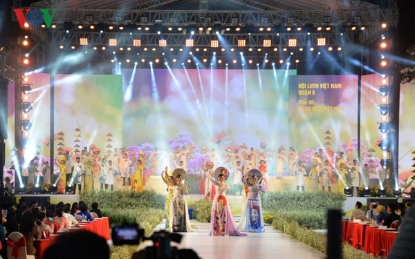 Vietnamese beauty, talent honored on International Women's Day  - ảnh 1