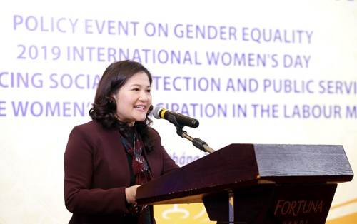 Vietnam promotes gender equality policy - ảnh 1