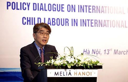 ILO, Vietnam hold policy dialogue on child labor - ảnh 1