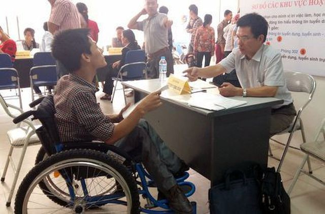Vietnam ratifies ILO Convention 159 on employment for workers with disabilities - ảnh 1