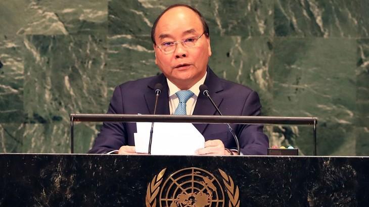 2020 год: двойная ответственность и решимость Вьетнама за международный мир и безопасность - ảnh 1
