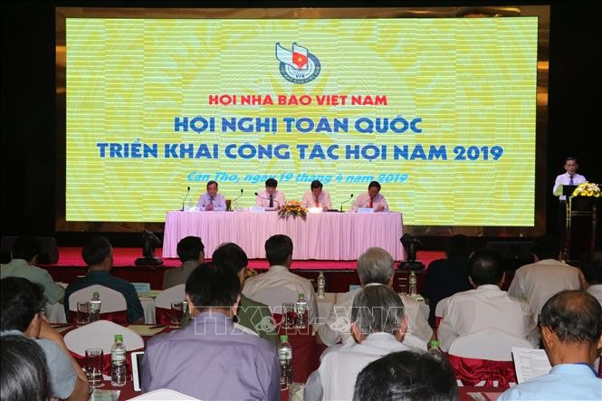 Vietnam Journalists Association praised for protecting national interests   - ảnh 1