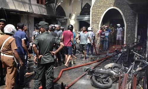 Vietnam sends condolences to Sri Lanka for bomb blasts - ảnh 1