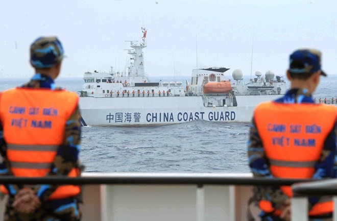 Vietnam, China finish joint fisheries inspection in Tonkin Gulf - ảnh 1