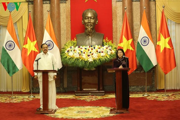 Vietnam, India work toward 15 billion USD trade value - ảnh 1