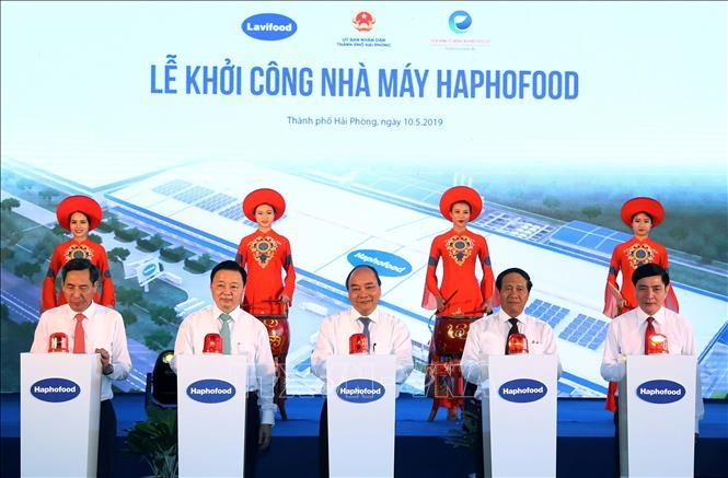 Prime Minister works with Hai Phong's key leaders - ảnh 1