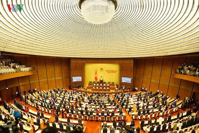 National Assembly opens 7th session  - ảnh 1