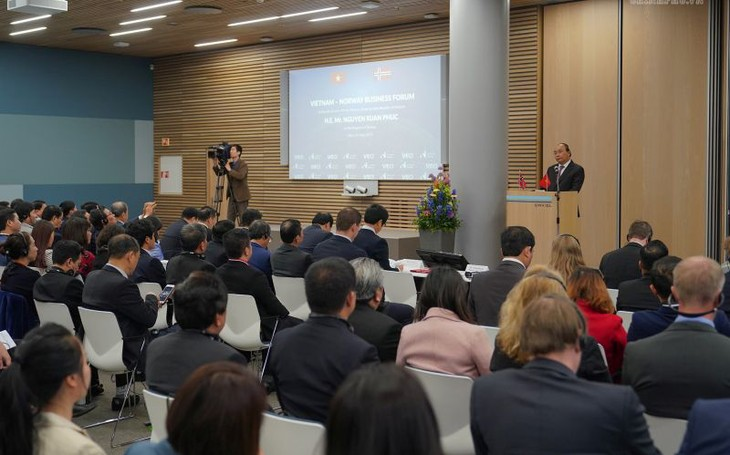 PM welcomes Norwegian investment into Vietnam  - ảnh 2