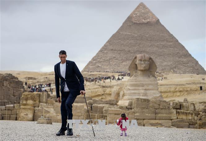 Egypt promotes tourism in Arab market   - ảnh 1