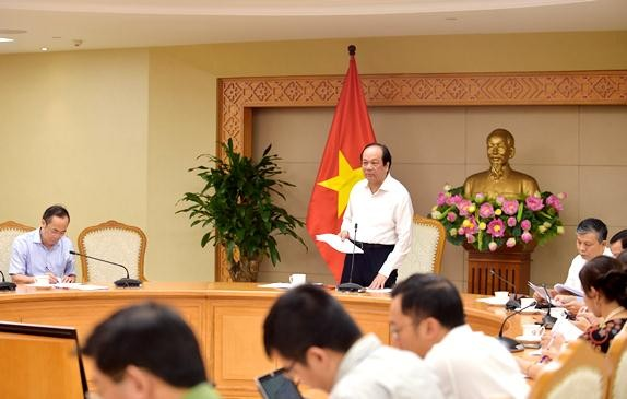 Government promotes e-processing of administrative procedures - ảnh 1