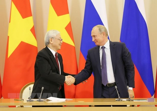 Vietnam, Russia foster comprehensive strategic partnership - ảnh 1
