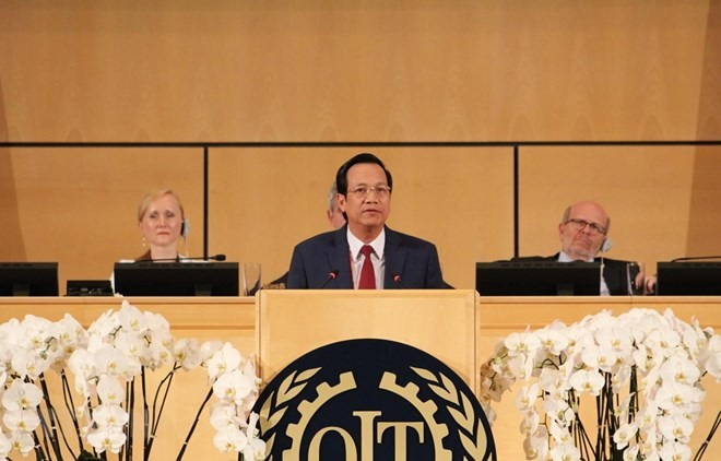 Vietnam pledges to fulfill ILO membership obligations - ảnh 1
