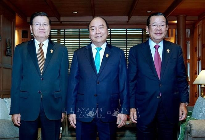 Vietnam, Laos, Cambodia agree on blueprint for connecting three economies - ảnh 1