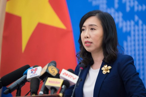Vietnam reacts to US President's remark on bilateral economic-trade ties - ảnh 1