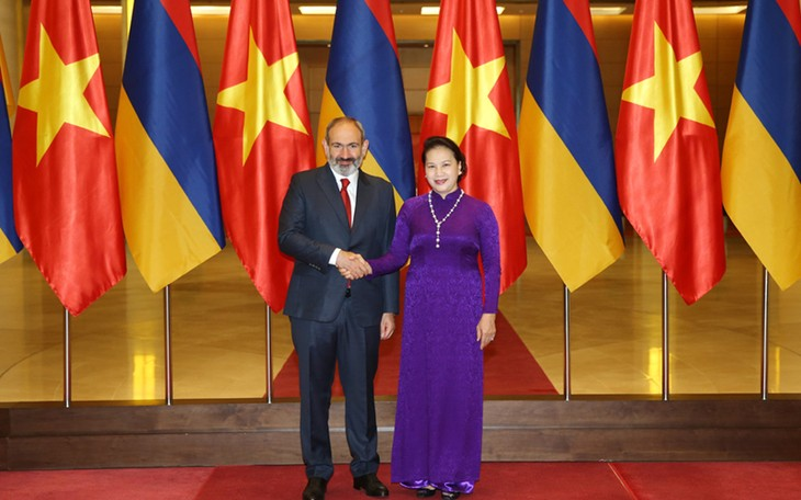 Vietnam National Assembly keen to boost cooperation with Armenian counterpart - ảnh 1