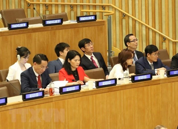 Vietnam shares experiences in its SDGs auditing practices - ảnh 1