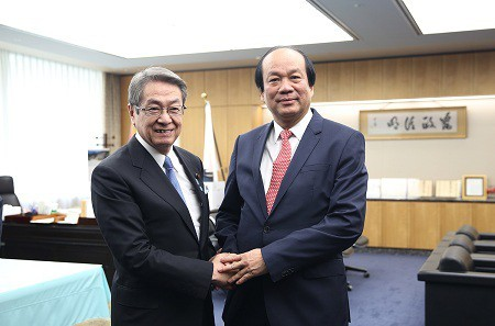 Japan helps Vietnam in e-government  - ảnh 1