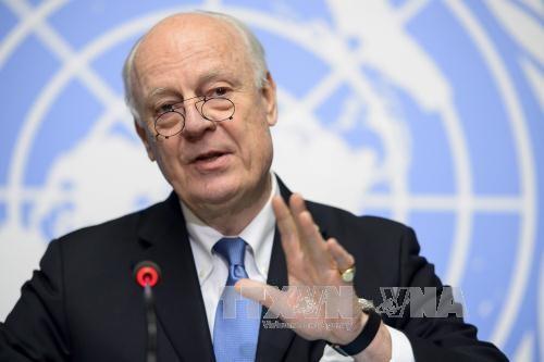 叙利亚和平谈判将延期至4月13日开始   - ảnh 1