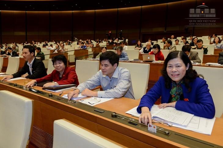 越南国会批准新一届政府成员名单 - ảnh 1