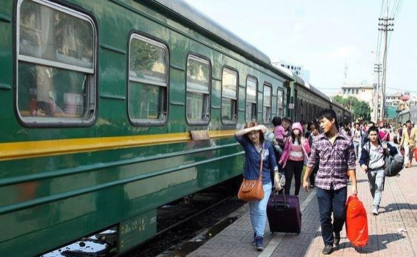 越南火车票降价  服务月底节假乘客出行需求 - ảnh 1